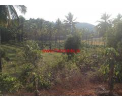 3 Acres Agricultural land for sale - Moodabidri