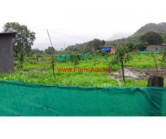 27 gunta agri land for sale near Karjat - Raigad
