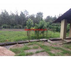 2 acre coffee estate for sale . Very near to chikkamagluru city