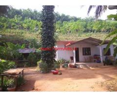 2.75 acres of Land for Sale in Nellyadi , Dakshina Kannada District