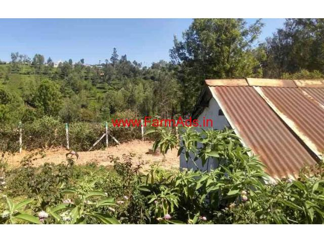 10 Cent land for sale near Kotagiri - Nilgiris