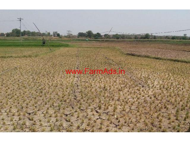 2.05 Acres agriculture land for sale yellareddy village near kamareddy road