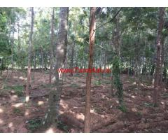 15 Acers Agricultural Land for sale attached to Nagarahole forest