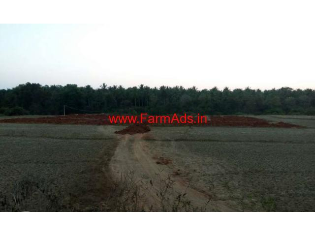 2 acare wet land agriculture land for sale at Hunsur