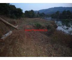 5.5 acre agriculture land for sale at Shedgewadi - Satara