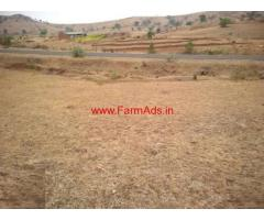 2.5 Acre road touch agriculture land for sale at Shirala - Sangli