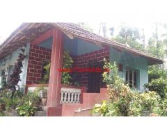 1 Acre farm land with house For Sale at Mudigere - Kundhur