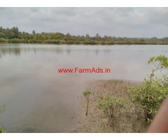 30 acre agricultural land for sale. Near to beach, at Honnavara