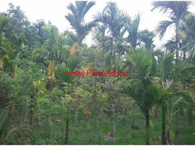 8 Acres of Agricultural Land sale in Bellandur Near Iduvalli, sagara