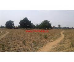 6 Acres Agriculture land for sale at Thondebhavi, Gowribidanur