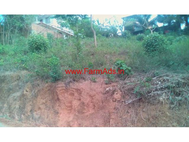 25 Cent Land for sale at Mananthavady - Wayanad