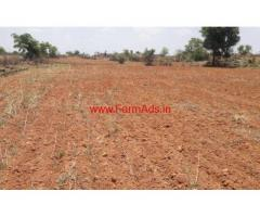 5 acres plain red soil agriculture land for sale at Chitoor
