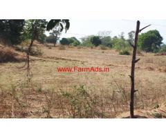 3.5 Acres Agriculture Farm land for sale near Thally, Denkanikottai