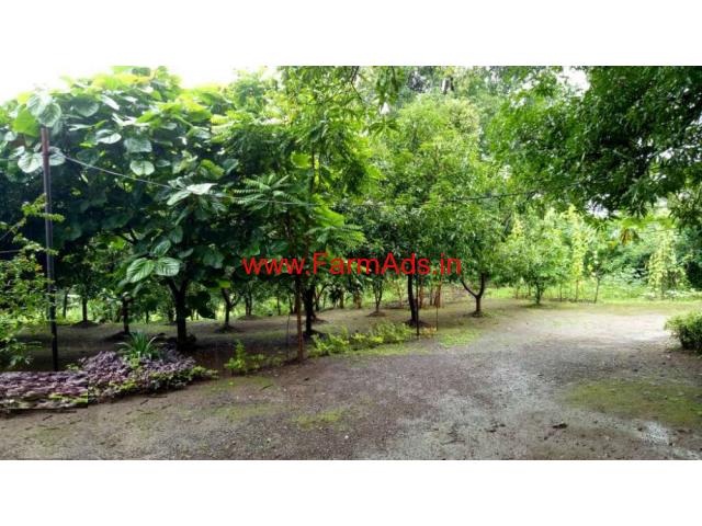 20 Gunta Agriculture Land With Farm House For Sale At Badlapur Thane Thane Farmads In