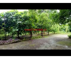 20 gunta agriculture land with farm house for sale at Badlapur - Thane