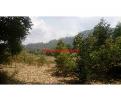 11 Acre agriculture land for sale in near poomparai, kodaikanal