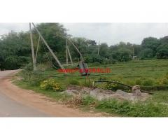 Sale 1 Acre Agriculture land at Cheekatimamidi, 12 km from Keesara
