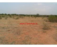 7.10 Acres Farm land for sale at Hunusennahalli near Gowribidnur