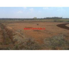 1.5 Acres Farm Land for sale at Dabbegatta - Turvekere
