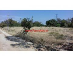 1.80 agricultural land for sale at cholasamudram near Lepakshi temple