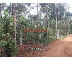Farm land with Farm House for sale at Thandigudi, Kodaikanal