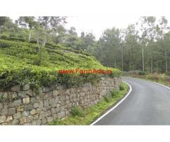 3.65 Ares Farm land for sale at Tangara - Ooty