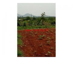 20 Acres Red soil agriculture land for sale at Hullahalli, Nanjangud