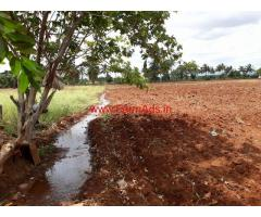 15 acres of Agricultural land for sale.. 30 Km from Kollegal