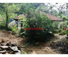 1.5 acre farm Land for Sale MADIKERI (Mangalore road).