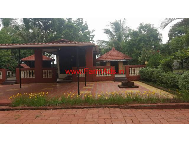 Farm house for sale with 60 gunta agriculture land near Kadavgoan