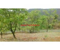 2.5 Acres agri land for sale near Mangaon - Raigad