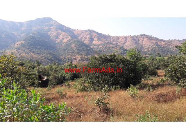 5 acres agri land 150mts away from main road at Kudali
