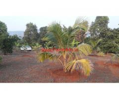 66 gunta Farm land for sale near Konkan