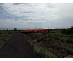 88 Gunta Sea view agri plot for sale at Malwan