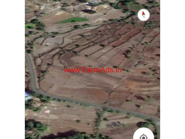 7 Gunta agri land for sale near Mahabaleshwar