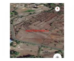 7 Gunta agri land for sale near Mahabaleshwar