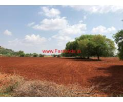 8 Acre agriculture red soil , cultivated land sale in hiriyur