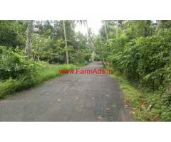 15 cents land for sale at arthunkal...alappuzha
