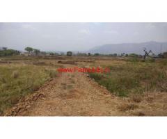 20 Gunta canal touch agri land for sale at Gaulwadi , Karjat