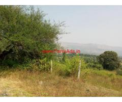 24 gunta agriculture land for sale near Hotale , Mulshi