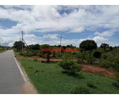 7 acres farm land for sale at begur, Gunglupete. Ooty Road