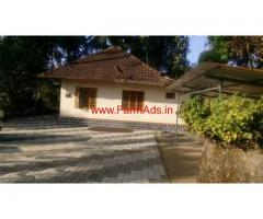 3.6 Acer Farm land Land with Farm House for sale at wayanad.