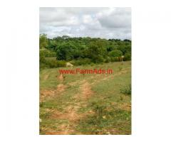 100 Acres Plain Agriculture land for sale. 15 KMS from Nanjangud