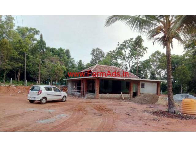3 acres Agricultural land with farm house for sale near Bramhavara