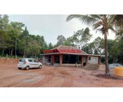 3 acres Agricultural land with farm house for sale near Bramhavara
