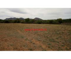 5 acres tar road attached  farm land for sale at Chitoor