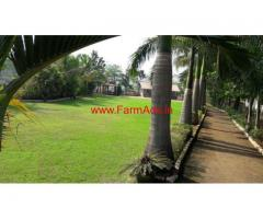 Farm house with 28 gunta farm land for sale in Takve