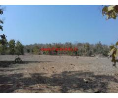 Cheap cost 1.25 acres Farm land for sale near Katol Bypass