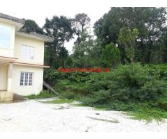 16 acres Coffee estate with homestay for sale at Mudigere