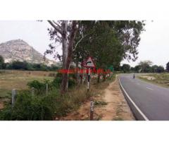 3.30 acres farm land for sale opposite to Yogi Vemana University at Kadapa.